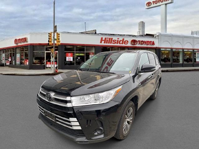 2019 Toyota Highlander LE [8]