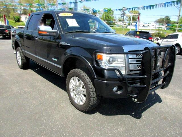 """2013 Ford F-150 4WD SuperCrew 145"""""""" Platinum for sale in Knoxville, TN"""