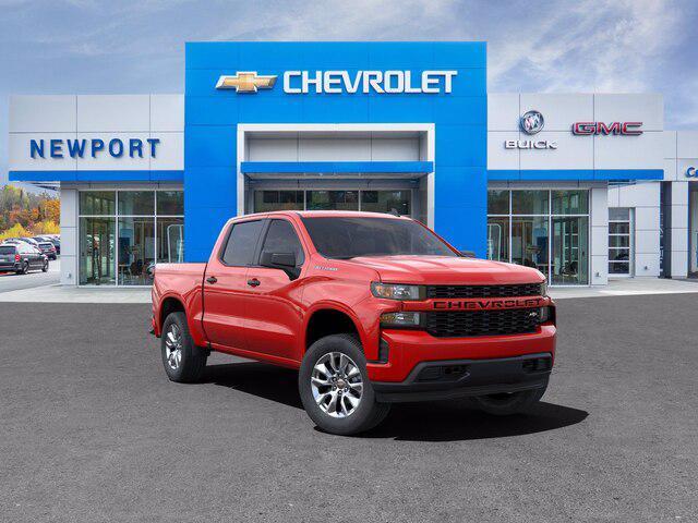 2021 Chevrolet Silverado 1500 Custom for sale in Newport, NH