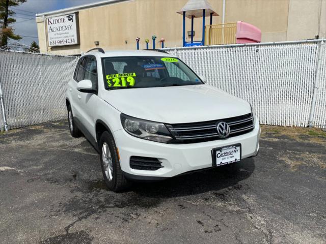 2016 Volkswagen Tiguan R-Line for sale in Bay Shore, NY