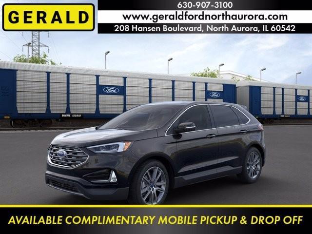 2021 Ford Edge Titanium for sale in  North Aurora, IL