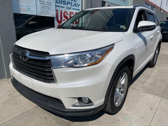 2016 Toyota Highlander Limited Platinum [9]