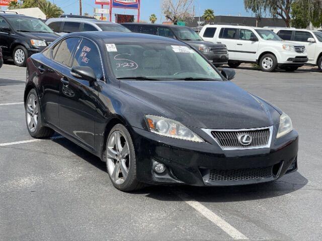 2011 Lexus Is 250 Base 4dr Sedan 6A for sale in Mesa, AZ