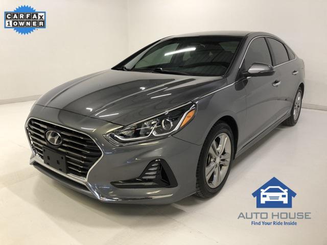 2018 Hyundai Sonata SEL for sale in Peoria, AZ