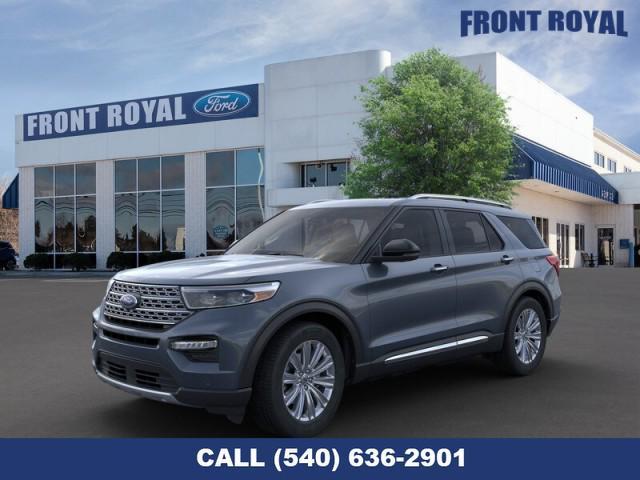 2021 Ford Explorer Limited for sale in Front Royal, VA
