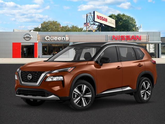 2021 Nissan Rogue SL [13]