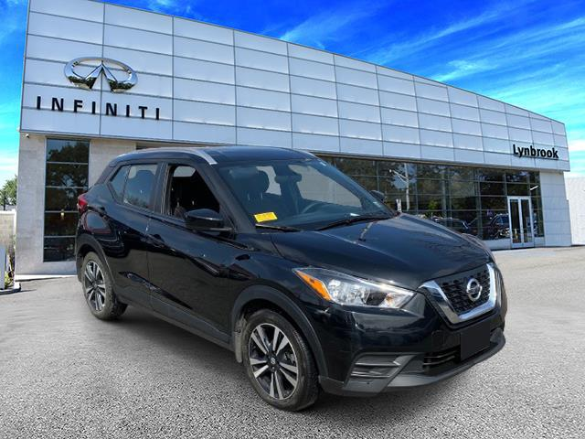 2019 Nissan Kicks SV [1]