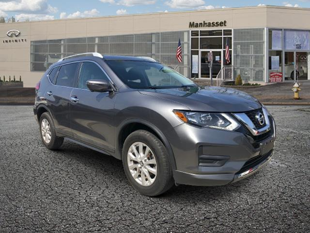2017 Nissan Rogue SV [16]
