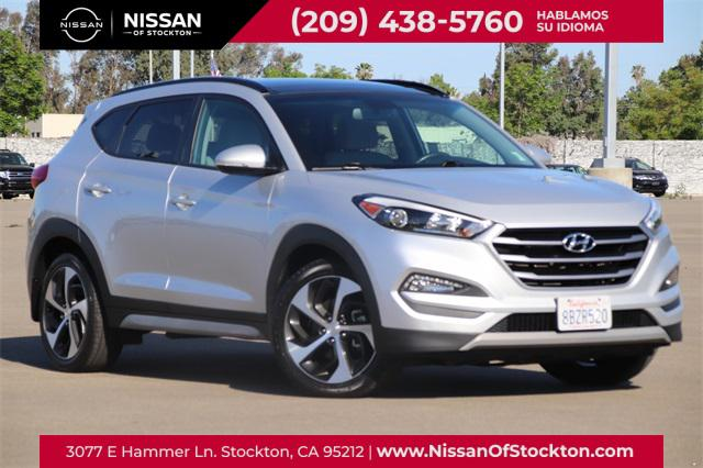 2017 Hyundai Tucson Value for sale in Stockton, CA