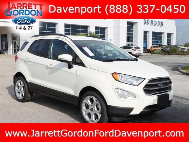 2021 Ford EcoSport SE for sale in Davenport, FL