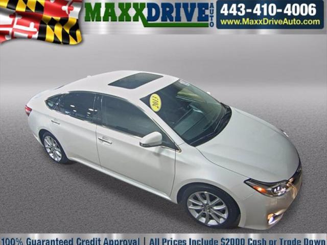 2013 Toyota Avalon XLE for sale in Glen Burnie, MD