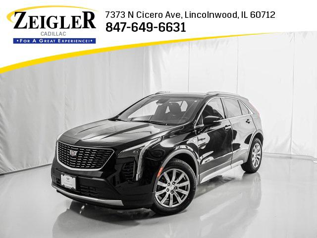 2021 Cadillac XT4 AWD Premium Luxury for sale in Lincolnwood, IL