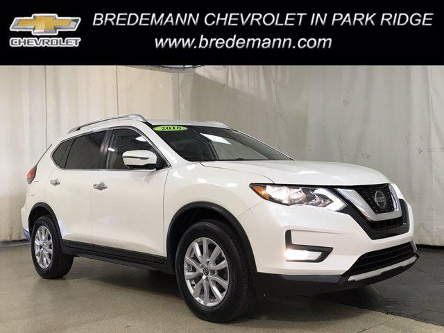 2018 Nissan Rogue SV for sale in Park Ridge, IL
