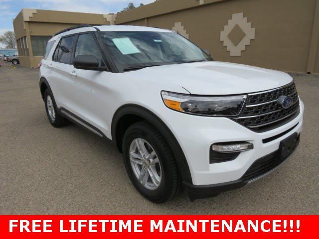 2021 Ford Explorer XLT for sale in Ruidoso, NM