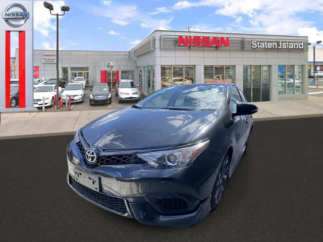 2018 Toyota Corolla iM CVT (Natl) [1]