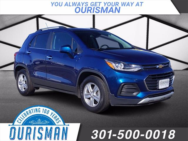 2019 Chevrolet Trax LT for sale in MARLOW HEIGHTS, MD