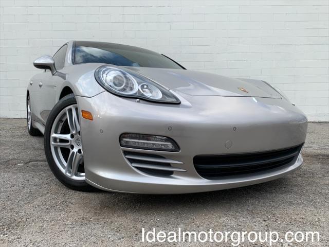 2012 Porsche Panamera 4 for sale in San Gabriel, CA
