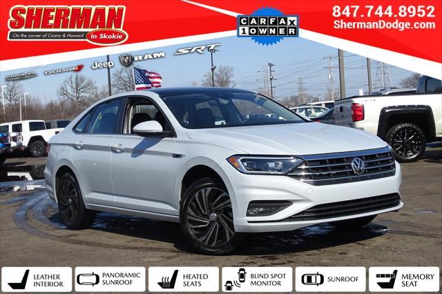 2019 Volkswagen Jetta SEL Premium for sale in Skokie, IL