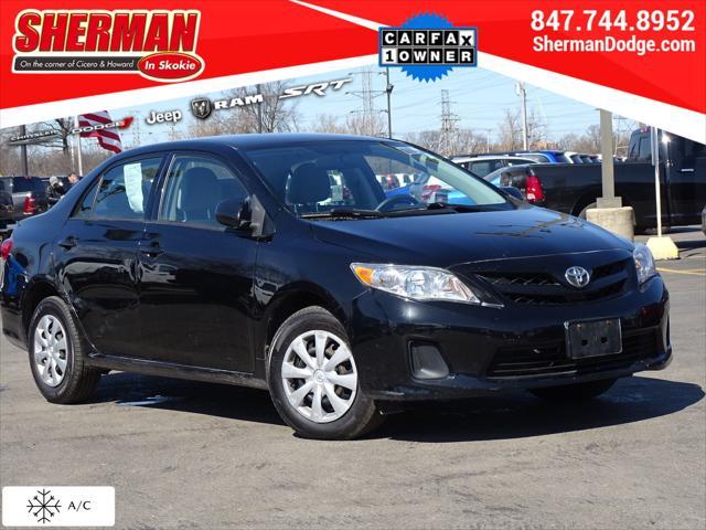 2011 Toyota Corolla S for sale in Skokie, IL