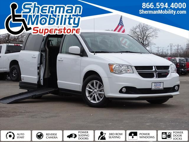 2018 Dodge Grand Caravan SXT for sale in Skokie, IL