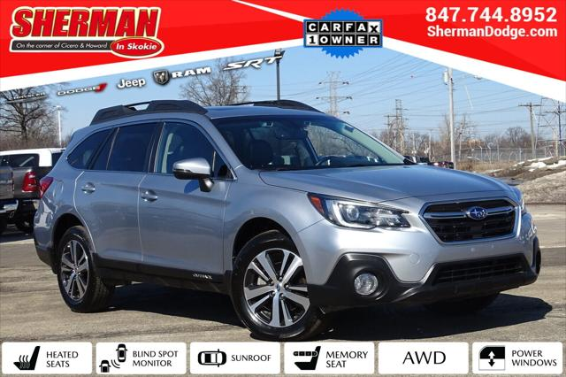 2018 Subaru Outback Limited for sale in Skokie, IL