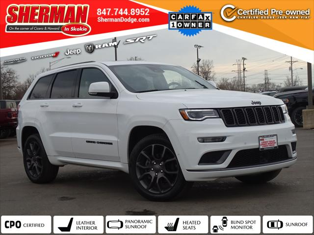 2020 Jeep Grand Cherokee High Altitude for sale in Skokie, IL