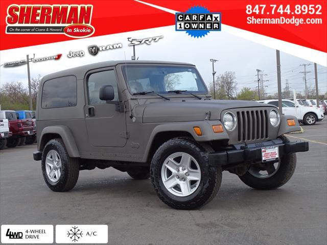 2005 Jeep Wrangler Rubicon for sale in Skokie, IL