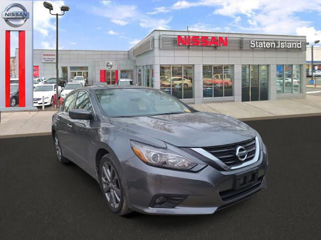 2018 Nissan Altima 2.5 SR Sedan [3]