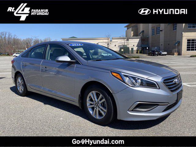 2016 Hyundai Sonata 2.4L SE for sale in Paramus, NJ