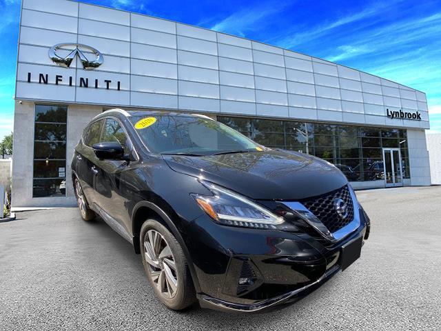 2020 Nissan Murano SL [8]