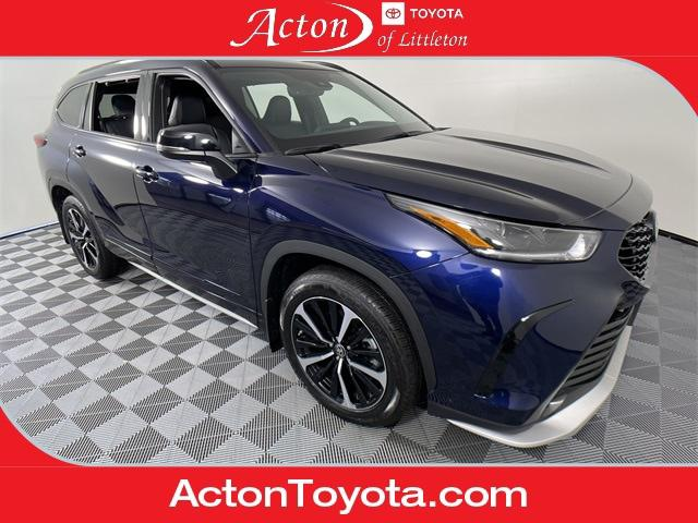 2021 Toyota Highlander XSE for sale in Acton, MA