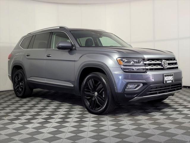 2019 Volkswagen Atlas 3.6L V6 SEL Premium for sale in Vienna, VA