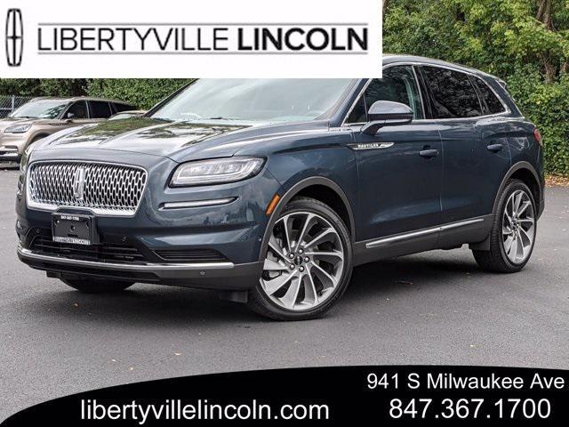 2021 Lincoln Nautilus Reserve for sale in Libertyville, IL