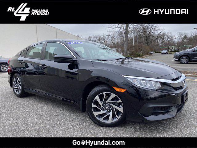 2018 Honda Civic Sedan EX for sale in Paramus, NJ