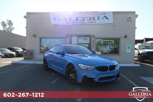 2016 BMW M4 2dr Cpe for sale in Scottsdale, AZ