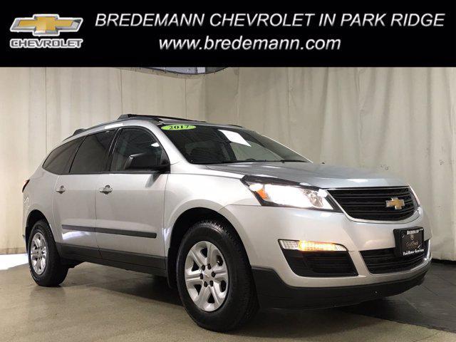 2017 Chevrolet Traverse LS for sale in Park Ridge, IL