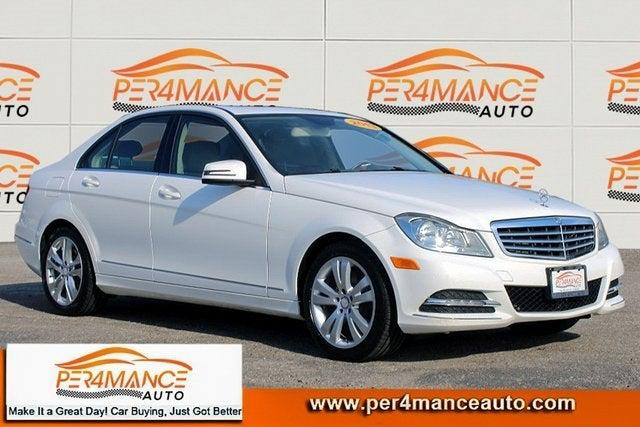 2013 Mercedes-Benz C-Class C 300 for sale in Hanover, MD