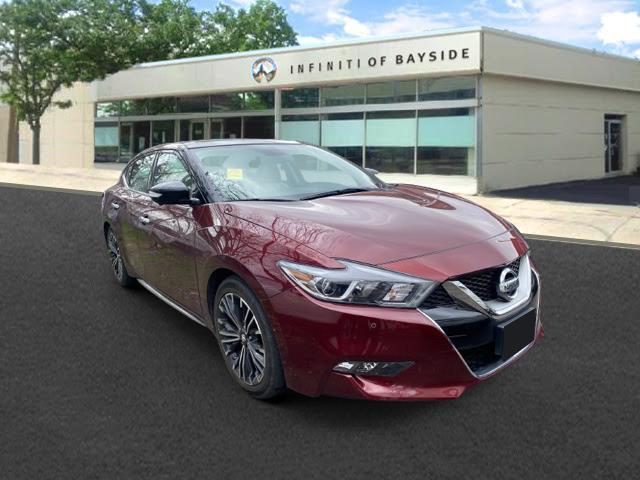 2017 Nissan Maxima Platinum [1]