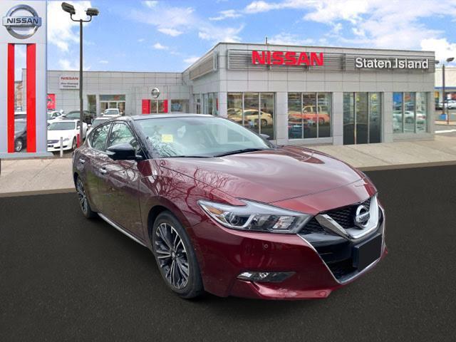 2017 Nissan Maxima Platinum [4]
