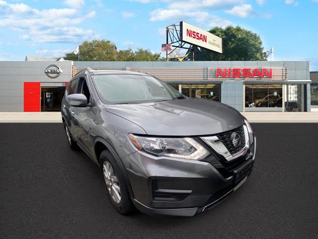 2018 Nissan Rogue AWD SV [10]