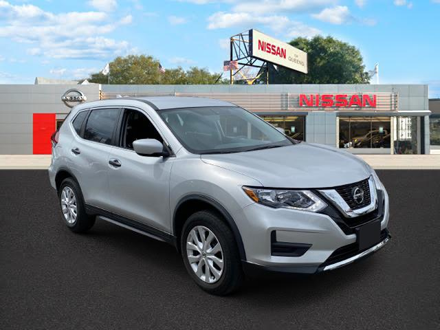 2018 Nissan Rogue AWD S [0]