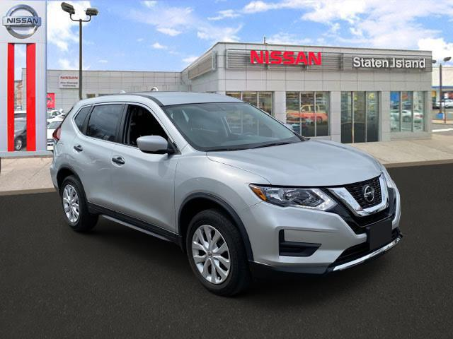 2018 Nissan Rogue S [1]