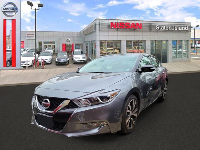 2018 Nissan Maxima SV [4]
