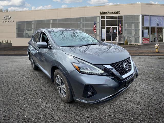 2019 Nissan Murano SV [1]