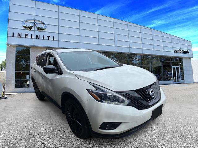 2018 Nissan Murano SL [4]