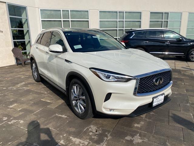2021 INFINITI QX50 LUXE for sale in Chantilly, VA