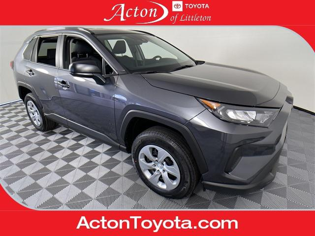 2021 Toyota Rav4 LE for sale in Acton, MA