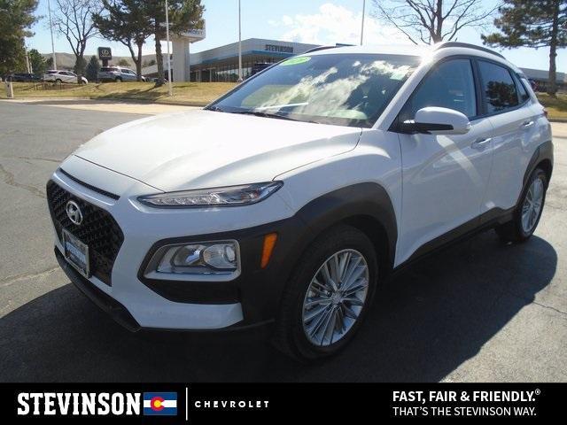 2020 Hyundai Kona SEL for sale in Lakewood, CO