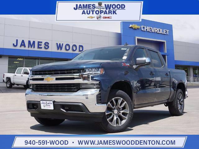 2021 Chevrolet Silverado 1500 LT for sale in Denton, TX