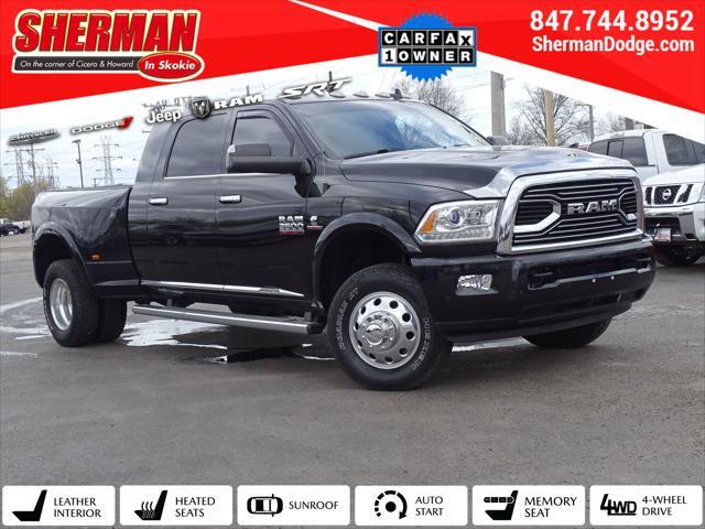 2016 Ram 3500 Longhorn Limited for sale in Skokie, IL